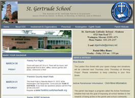 St Gertrude Catholic School